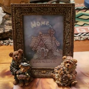 Boyd's Bear Picture frame
